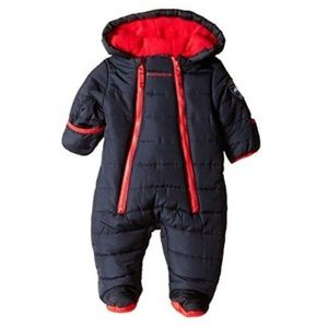Baby snowsuit. New